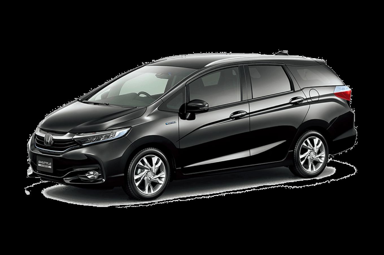 Shariot - Car List - 20JUN -PLUS-Honda Shuttle (Hybrid)