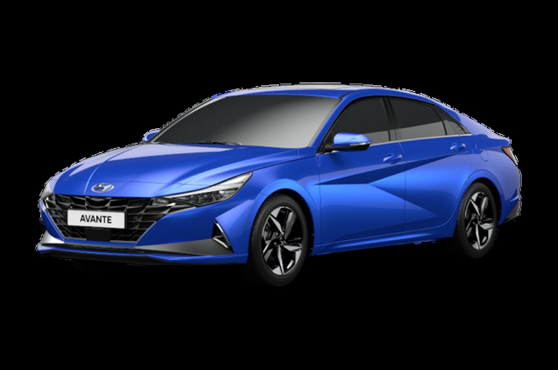 Shariot - Car List - 20JUN -SAVER-Hyundai Avante