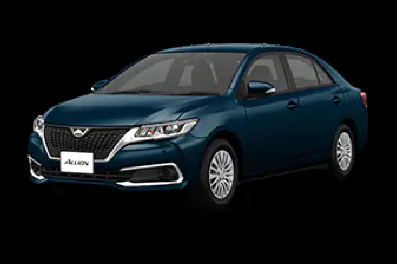 Shariot - Car List - 20JUN -SAVER-Toyota Allion