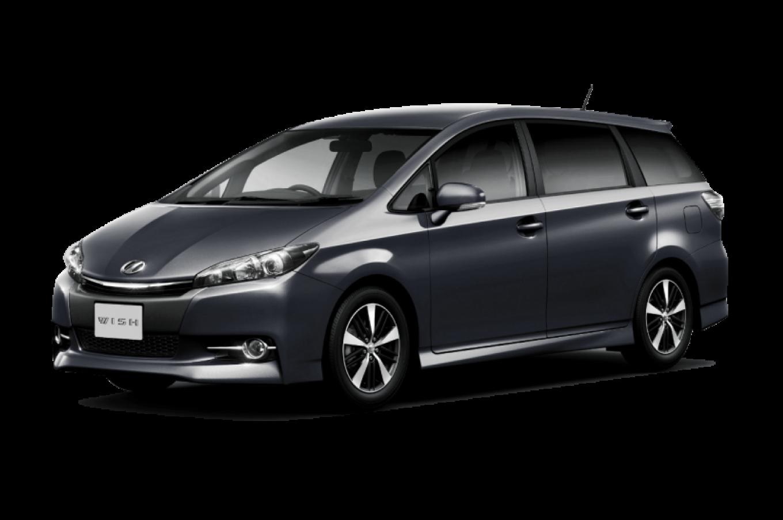 Shariot - Car List - 20JUN -SAVER-Toyota Wish (Grey)
