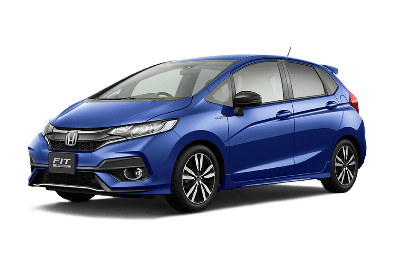 Shariot - Car List - 20JUN -STANDARD-Honda Fit
