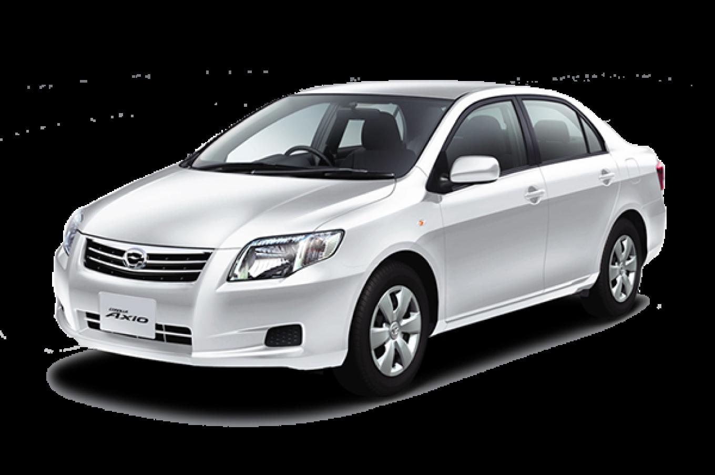 Shariot - Car List - 20JUN -STANDARD-Toyota Corolla Axio